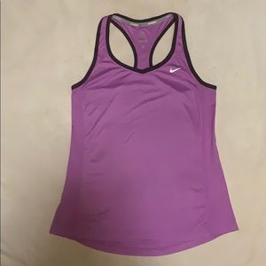 COPY - Nike Dri-fit fitted racer back tank